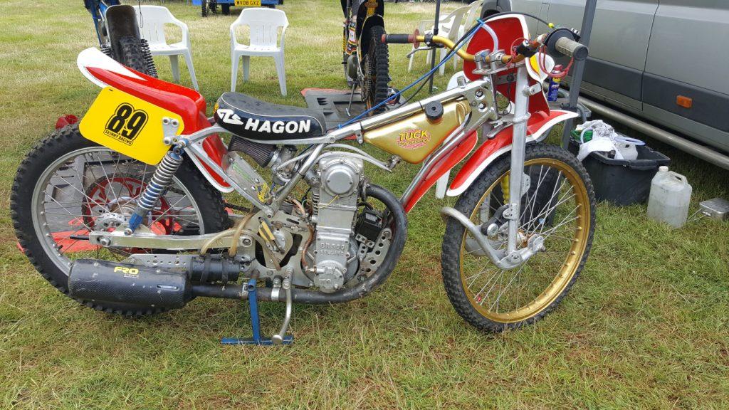 Grasstrack bike
